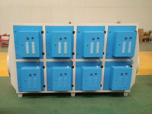 UV光氧等离子设备的功能优点与工作机理有哪些?